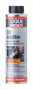Olej do wyeksploatowanych silników